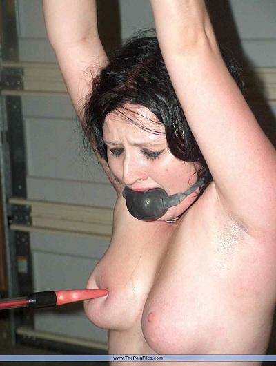 electro shock for kinky slave girl